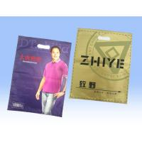 Buy cheap Retail Large Sealable Plastic T Shirt Bags, Recycled Plastic Bag Packaging from wholesalers