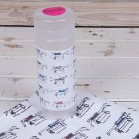 Buy cheap Microfiber printed cleaning cloth with PP tube packing-Pet towel product