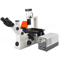 Buy cheap Ultraviolet Fluorescent Microscopes Kohler Illumination For Clinical from wholesalers