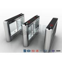 Buy cheap Metal Detector Swing Barrier Gate Entrance Control Automation Door Entry Systems product