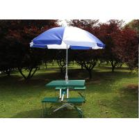 Buy cheap UV Resistant Outdoor Parasol Umbrella With Steel Wire Ribs For Business Promotion from wholesalers