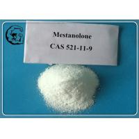 Buy cheap Bodybuilding Prohormones Anabolic Androgenic Steroids Powder Mestanolone 521-11-9 from wholesalers
