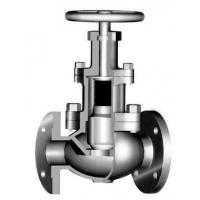 Buy cheap Bolted Bonnet Back Seal Design 3 Way Globe Valve For Sour Gas Service from wholesalers