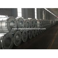 Buy cheap Chromating Treatment Zinc Coated Steel For Shutters / Awnings / Siding from wholesalers