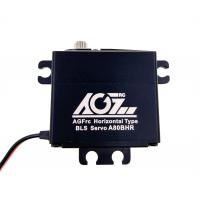Buy cheap A80CHR  AGFrc 79g Full CNC Aluminium case Standard Digital Coreless servo for 1/8 RC Car, Plane, Helicopter from wholesalers