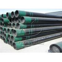 Buy cheap Oil Well Drilling Seamless Casing Pipe , Thick Wall Steel Pipe Seamless Type from wholesalers