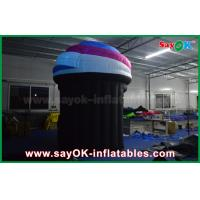 Buy cheap Customized Ice Cream Shaped Mini Inflatable Mobile Photo Booth With Air Blower from wholesalers