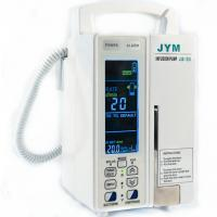 Buy cheap JYM Infusion Pump JSB-1200 used for Any IV set certificated by CE, ISO from wholesalers
