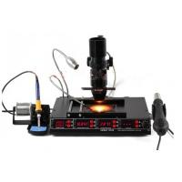 Buy cheap Brand new YIHUA 1000B Infrared Bga Rework Station 1000A 1000B 3 in 1 Soldering Station product