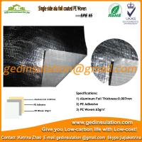 Buy cheap Single side Aluminum foil coated PE Woven from wholesalers