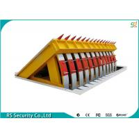 Buy cheap Automatic Rising Kerbs Roadblocker Hydraulic Retractable Barriers from wholesalers