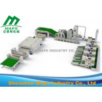 Buy cheap Nonwoven Production Line / Automatic Wadding Machine For Quilting Comforter Machine from wholesalers