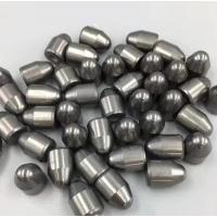Buy cheap zhuzhou cemented carbide mining button, tungsten carbide button, hardmetal button from wholesalers