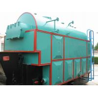 Buy cheap High Pressure Gas Fired Steam Boiler , 1 Ton Atomized Steel Steam Gas Heating from wholesalers