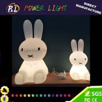 Buy cheap Holiday Decoration Light LED Easter Bunny Rabbit Lamp product