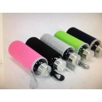China Factory Manufacture 5 Color Custom Neoprene Wine beer Bottle Holder Cooler on sale