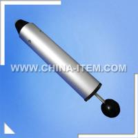 Buy cheap IEC60068-2-75 0.70J Energy Spring-Operated Impact Hammers of IK05 Impact Test Apparatus from wholesalers
