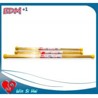 Buy cheap Copper And Brass EDM Electrode Tube 0.8mmx400mm For Drilling Machine from wholesalers
