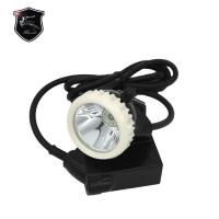 Buy cheap 22hours mining waterproof safety led miners cap lamp 520g explosion-proof miner cap lamp from wholesalers