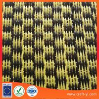 Buy cheap PP Woven fabric straw fabric for hats pat shoes bask woven cloth from wholesalers