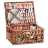 Buy cheap Willow picnic basket from wholesalers