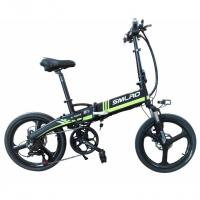 Buy cheap 36V 20 Inch Electric Bike , Electric Assist Bicycle Double Disc Brake from wholesalers