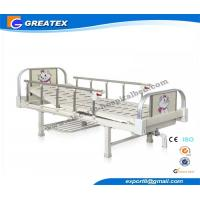 Buy cheap High Grade Durable Stainless Steel Hospital Baby Bed / Cot for Infant Nursing from wholesalers