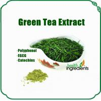Buy cheap organic Green Tea Extract Polyphenol EGCG Catechins caffeine powder from wholesalers