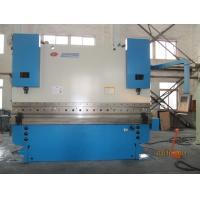 High Strength 400 Ton CNC Press Brake Machine / Sheet Metal Bender
