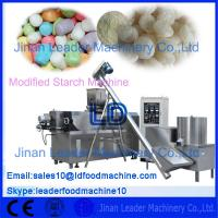 Buy cheap Modified Pregelatized Starch processing equipment, 380v/50Hz from wholesalers