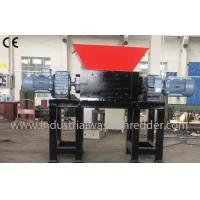 Buy cheap PLC Control Cardboard Box Shredder Anti - Corrosive With Auto Reverse Switch from wholesalers
