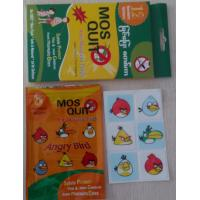 Buy cheap OEM cartoon printing  of mosquito repellent patch from wholesalers