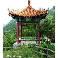 Buy cheap Garden pavilion roof sheets from wholesalers
