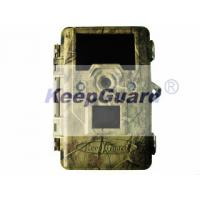 Buy cheap Waterproof 1080P HD 3G Trail Camera / Infrared Digital Scouting Camera from wholesalers