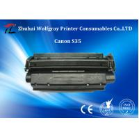 Buy cheap High quality Black toner cartridge Compatible with Canon W/T/S35 from wholesalers