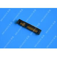 Buy cheap High Speed External SAS Connector 0.8mm Pitch Environmentally Friendly product
