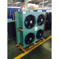 Buy cheap Fin Type Refrigeration Copper Tube Air Cooled Condenser For Cold Room from wholesalers