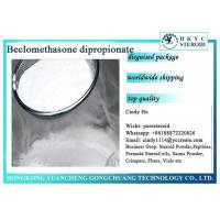 Buy cheap Topical Corticosteroid Hormone Powder Beclomethasone Dipropionate For Anti-inflammatory from wholesalers