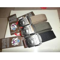 Buy cheap Tactical Belt canvas Belt for military belt from wholesalers