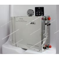 Buy cheap Mirror-polished stainless steel Commercial Steam Generator 4kw 230v for steam bath product