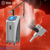 Buy cheap Stationary CO2 Fractional Laser RF Fractional CO2 Laser Equipment glass tube co2 fractional laser from wholesalers