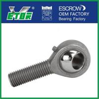 Buy cheap Industrial Small Threaded Rod End Bearing / Steel Ball Joint Rod Ends from wholesalers