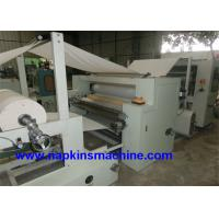 Buy cheap 240mm Four Lane N Fold Paper Tissue Towel Making Machine 3200 Sheets Per Min from wholesalers