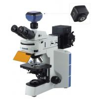 Buy cheap Phase Contrast Inverted Fluorescence Microscope Built In Transmitted Koehler Illumination from wholesalers
