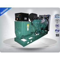 Buy cheap VOLVO Diesel Generator Set Stamford Alternator UCI274H , Diesel Electricity Generator For School / Hospital from wholesalers