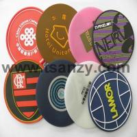 Buy cheap pvc coaster/ rubber coaster/silicone coaster from wholesalers