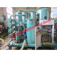 Buy cheap Gray Lube Oil Purifier Machine,White Emulsified Oil Regeneration by water-ring vacuum pump from wholesalers