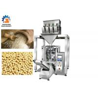 Buy cheap CE Vetical Sugar / Seed Packaging Machine With 4 Heads 1000ML Volume from wholesalers