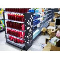 Buy cheap Laser Engraving Light Box Personal Care Products Display Racks Glass Shelves from wholesalers