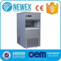 Buy cheap Air Cooled System Ice Bar Making Machine Bullet Type Ice Maker For Bar & Restaurant from wholesalers